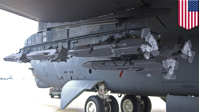 Tên lửa hành trình đẹp, thông minh của Mỹ bị Syria tóm sống chỉ là đạn... giả? - Ảnh 1.