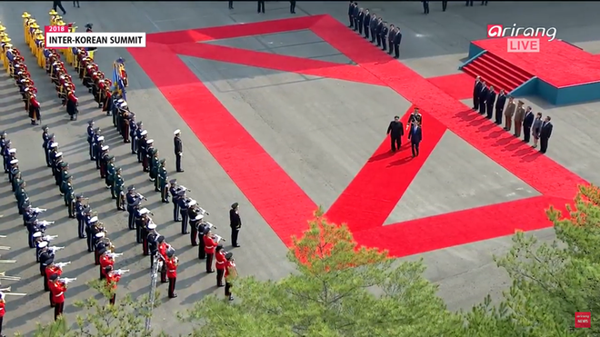 [CẬP NHẬT] Ông Kim Jong-un: Đường phân giới rất dễ bước qua mà ta lại mất tới 11 năm - Ảnh 7.