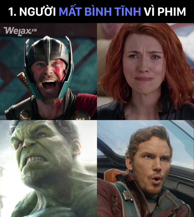 Avengers: Infinity War chính thức công chiếu, thế giới chia thành 7 loại người! - Ảnh 1.