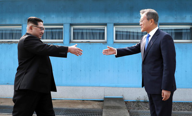 Trung Quốc nói về hội nghị liên Triều: Trải qua cơn sóng gió, tình anh em vẫn còn 1