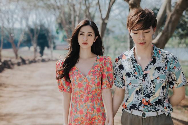 Jun Vũ ngại ngùng khi lần đầu diễn cảnh hôn Erik - Ảnh 6.