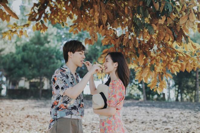 Jun Vũ ngại ngùng khi lần đầu diễn cảnh hôn Erik - Ảnh 4.