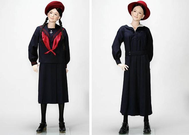 """Đồng phục nữ sinh Nhật Bản: áo thủy thủ, phong cách """"đại tỷ"""" và biểu tượng văn hóa xứ anh đào đã ra đời như thế nào? - Ảnh 2."""