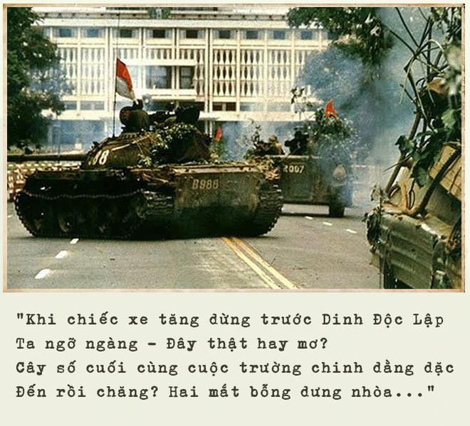 Sài Gòn trưa 30/4/1975 và đêm pháo hoa mừng chiến thắng trong hồi ức lính tăng - Ảnh 7.