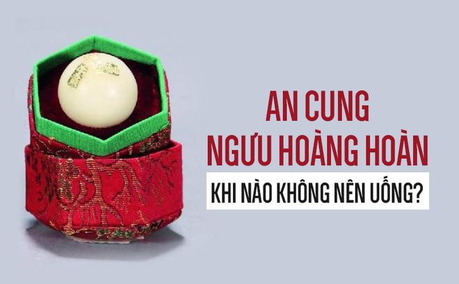 Báo Trung Quốc: An cung ngưu - thuốc người Việt tin dùng - không có tác  dụng phòng ...