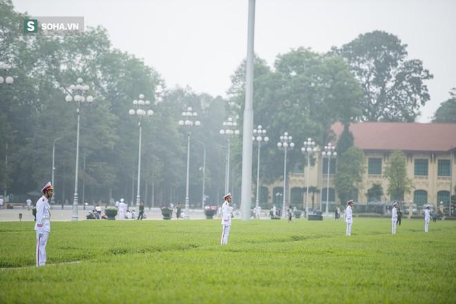 Xúc động lễ thượng cờ tại Quảng trường Ba Đình nhân ngày 30/4 6