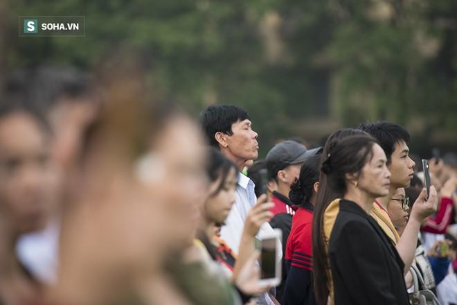 Xúc động lễ thượng cờ tại Quảng trường Ba Đình nhân ngày 30/4 19