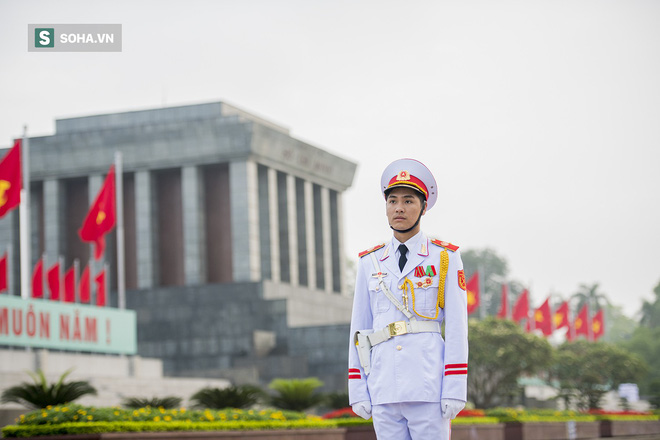 Xúc động lễ thượng cờ tại Quảng trường Ba Đình nhân ngày 30/4 26