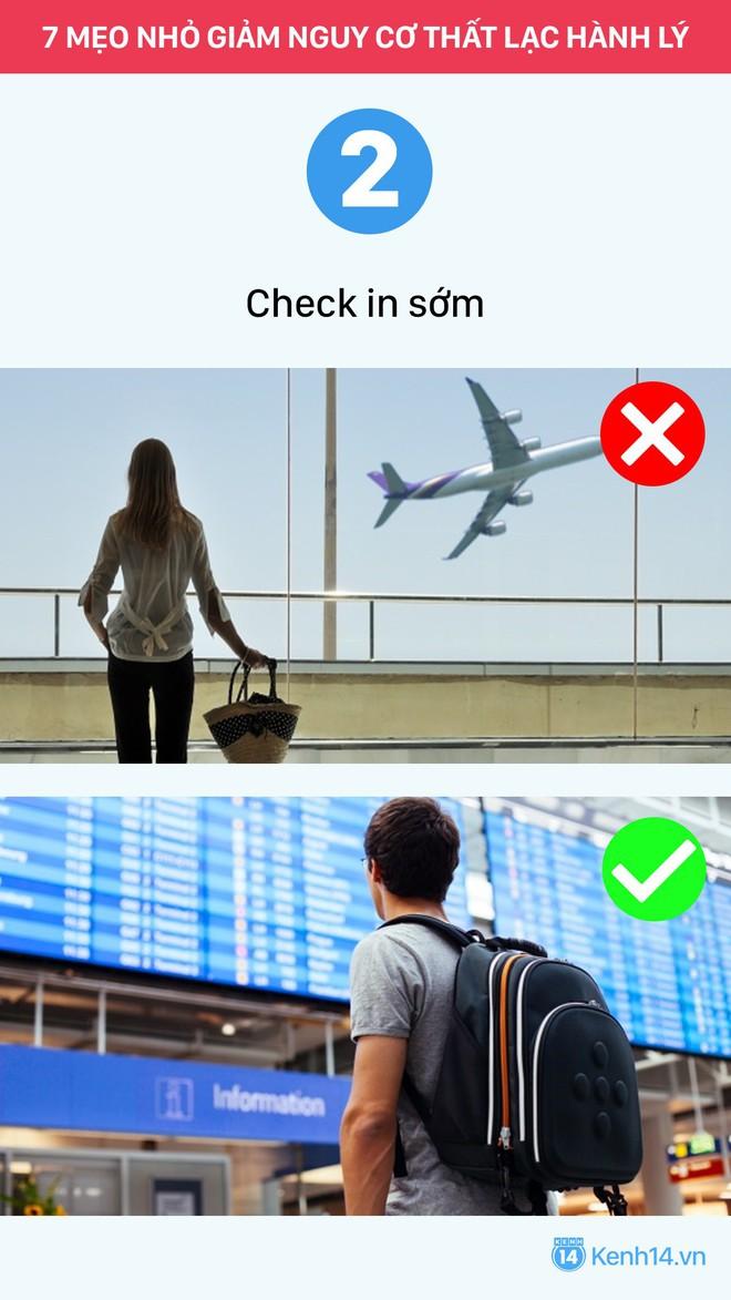 Đi du lịch đừng để bị thất lạc hành lý máy bay với 7 mẹo vặt cực kỳ hữu ích này - Ảnh 1.