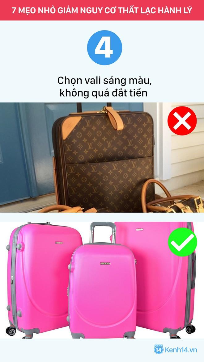 Đi du lịch đừng để bị thất lạc hành lý máy bay với 7 mẹo vặt cực kỳ hữu ích này - Ảnh 3.