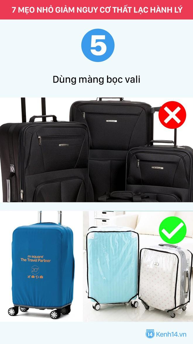Đi du lịch đừng để bị thất lạc hành lý máy bay với 7 mẹo vặt cực kỳ hữu ích này - Ảnh 4.