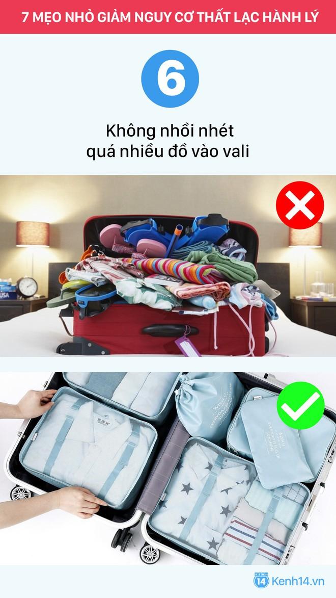 Đi du lịch đừng để bị thất lạc hành lý máy bay với 7 mẹo vặt cực kỳ hữu ích này - Ảnh 5.