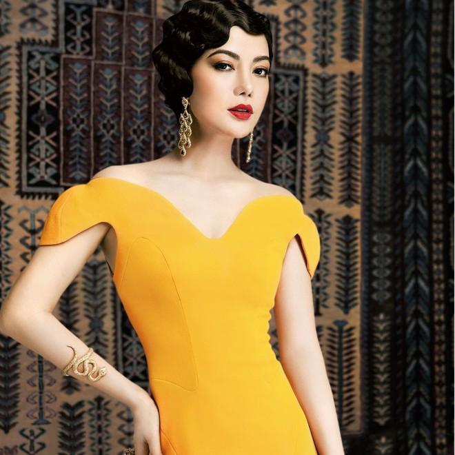 Mỹ nhân Vbiz U40, 50 thả dáng sexy với bikini: Nhìn Hoa hậu Hà Kiều Anh đã sốc, đến MC Kỳ Duyên mới khó tin! - Ảnh 5.