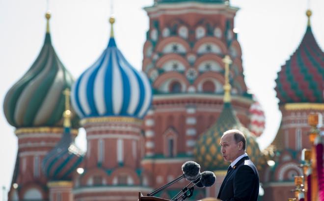 Thừa thắng cuộc chiến ngoại giao, Nga kêu gọi trật tự thế giới mới