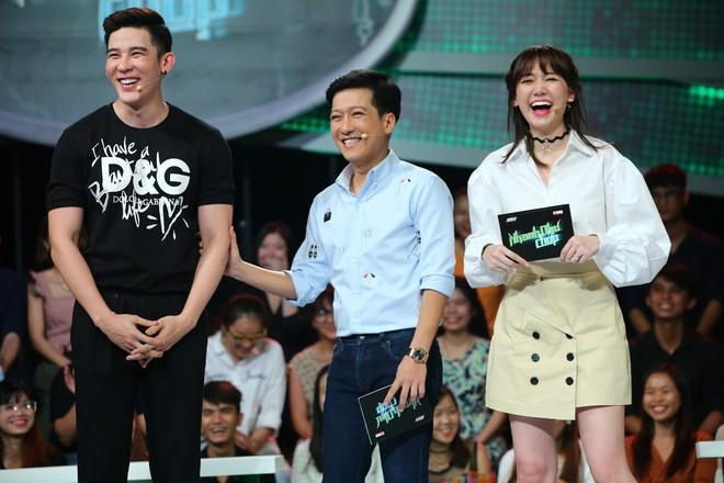 Trường Giang: Không ai dám mời Hari Won làm MC vì nói lớ - Ảnh 4.