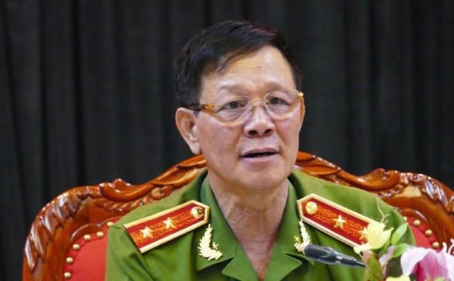 Trung tướng Phan Văn Vĩnh. Ảnh: CAND.
