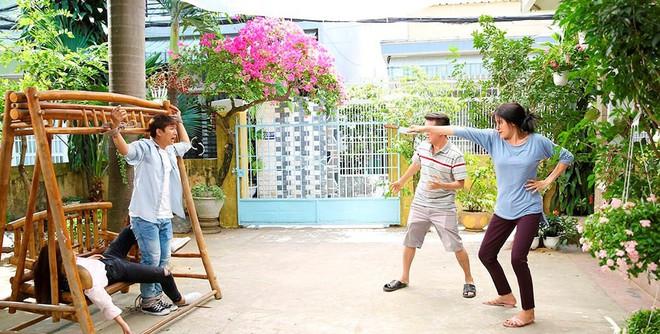 Phim Yêu em bất chấp: Bất ngờ với khả năng diễn của Trang Trần, Đàm Vĩnh Hưng - Ảnh 2.
