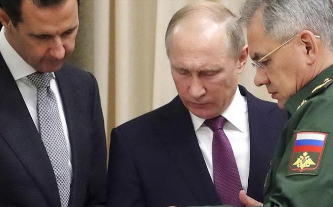 Nga tuyên bố không bảo vệ Tổng thống Syria Bashar al-Assad