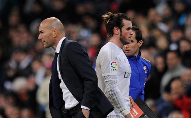 HLV Zidane bất ngờ lên tiếng về tương lai của Bale