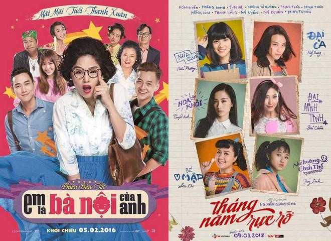 Công thức thu trăm tỷ của phim Việt chiếu rạp - Ảnh 2.