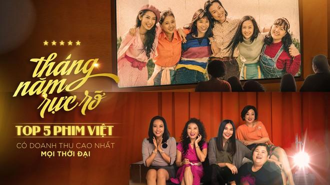 Công thức thu trăm tỷ của phim Việt chiếu rạp - Ảnh 1.