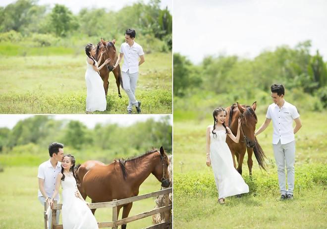 Từ trò đùa xem bói, cô gái tí hon cưới được chồng như ý - Ảnh 8.