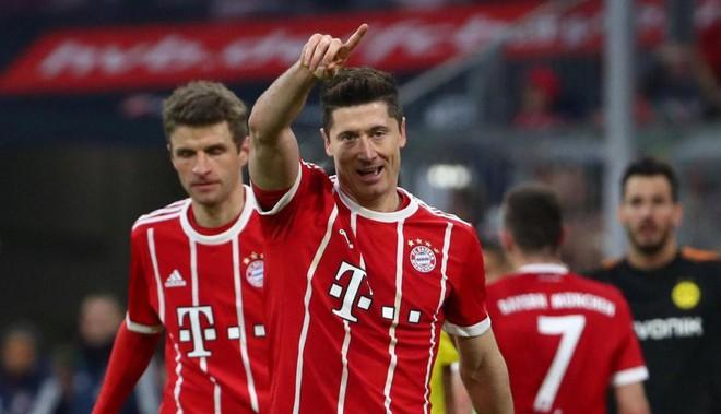 Với 4 điểm tựa này, Bayern sẵn sàng ngược dòng không tưởng trước Real - Ảnh 3.