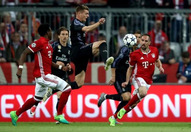 Với 4 điểm tựa này, Bayern sẵn sàng ngược dòng không tưởng trước Real - Ảnh 4.