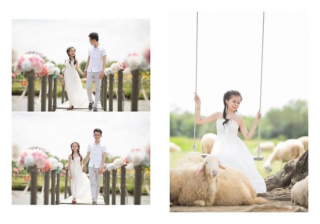 Từ trò đùa xem bói, cô gái tí hon cưới được chồng như ý - Ảnh 9.