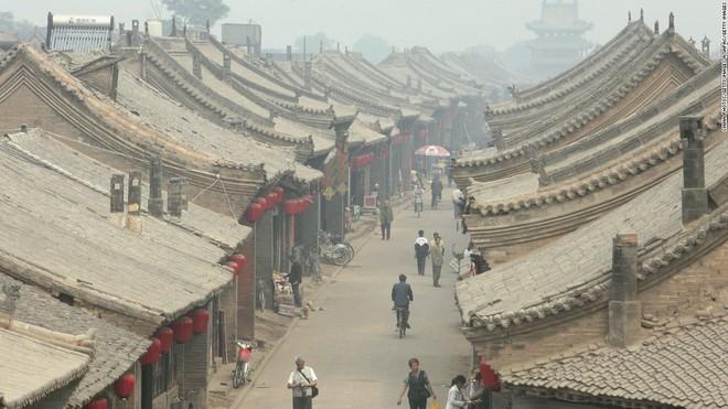 Bí ẩn công trình kiến trúc gần 3.000 năm tuổi, lâu đời hơn cả Vạn Lý Trường Thành ở Trung Quốc - Ảnh 1.