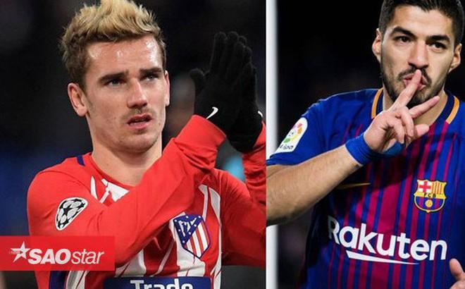Tậu được 'bom tấn' Griezmann, Barca sẽ 'tống cổ' Suarez