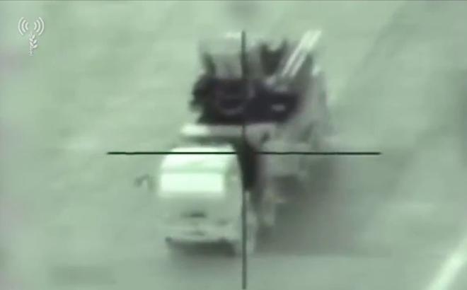 Phản đòn quyết liệt: Israel tiêu diệt hệ thống Pantsir-S1 Syria - Lộ diện vũ khí đặc biệt?