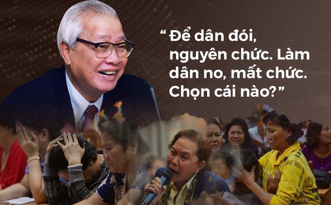 """Thủ Thiêm """"của"""" ông Võ Văn Kiệt. Thủ Thiêm của người giàu. Thủ Thiêm của nước mắt dân nghèo"""