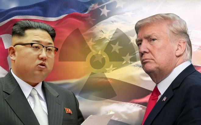 Vì sao ông Trump tuyệt đối không thể đến Bàn Môn Điếm hay Bình Nhưỡng để gặp ông Kim?