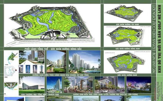 Hà Nội kiến nghị chuyển Bộ Công an điều tra dự án khu đô thị Golf Vinashin