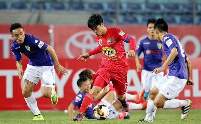 BOX TV: Xem TRỰC TIẾP HAGL vs Hà Nội FC (19h00)