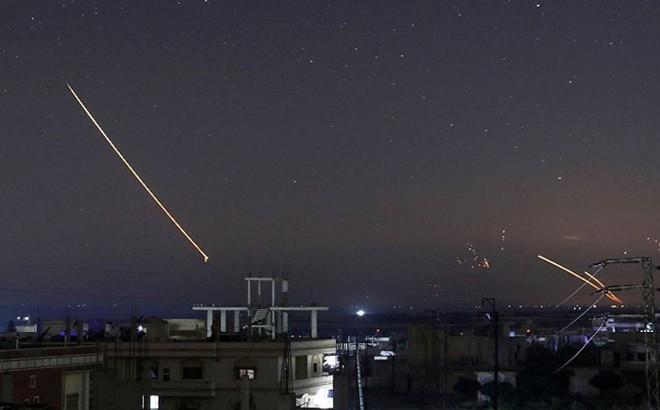 Khách dự đám cưới ở Israel hoảng loạn khi thấy 'tên lửa từ Syria'