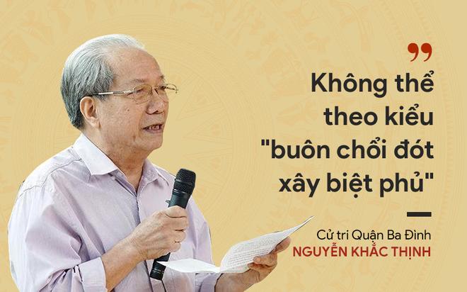 Tổng Bí thư Nguyễn Phú Trọng: Lò nóng rực rồi nhưng còn nhiều việc phải làm - Ảnh 9.