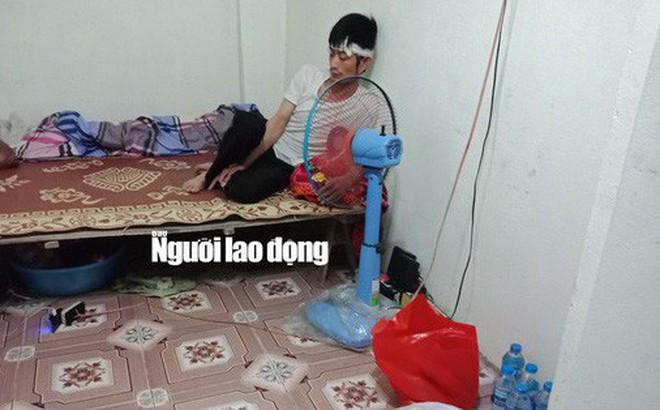 Gia cảnh nao lòng của tài xế taxi Mai Linh bị đánh nhập viện