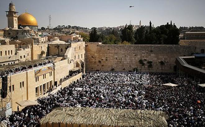Israel báo động an ninh trước ngày Mỹ khai trương sứ quán ở Jerusalem