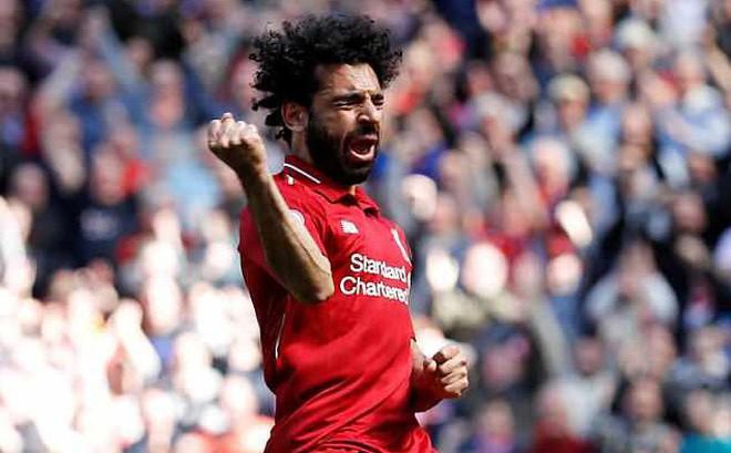 Vượt mặt Ronaldo và Suarez, Salah chính thức phá siêu kỷ lục của Premier League