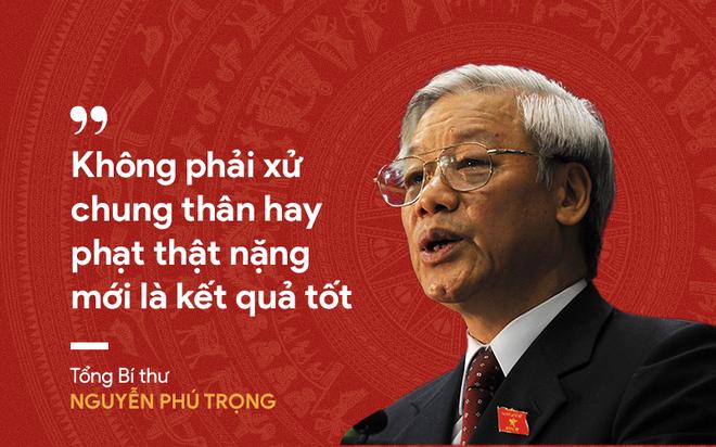 Tổng Bí thư Nguyễn Phú Trọng: Lò nóng rực rồi nhưng còn nhiều việc phải làm - Ảnh 5.