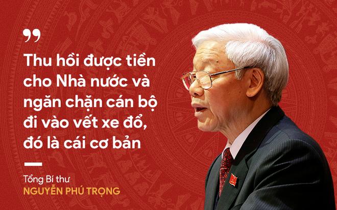 Tổng Bí thư Nguyễn Phú Trọng: Lò nóng rực rồi nhưng còn nhiều việc phải làm - Ảnh 3.