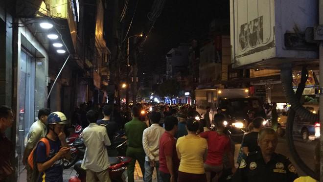 NÓNG: Bắt thêm nghi can trong nhóm trộm cướp đâm chết 2 hiệp sĩ ở Sài Gòn - Ảnh 6.