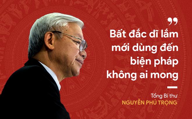 Tổng Bí thư Nguyễn Phú Trọng: Lò nóng rực rồi nhưng còn nhiều việc phải làm - Ảnh 6.