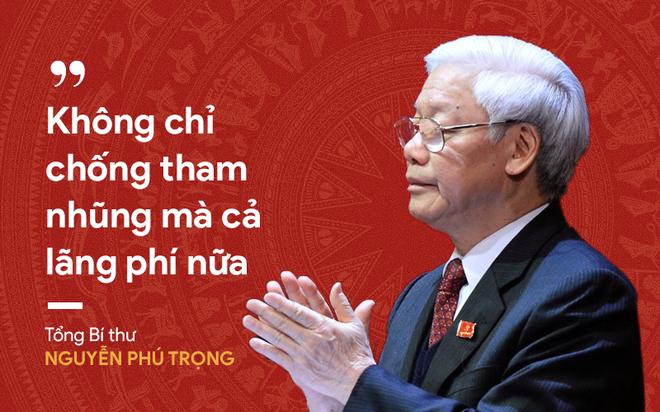 Tổng Bí thư Nguyễn Phú Trọng: Lò nóng rực rồi nhưng còn nhiều việc phải làm - Ảnh 7.