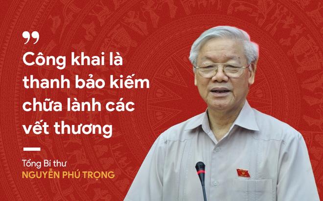 Tổng Bí thư Nguyễn Phú Trọng: Lò nóng rực rồi nhưng còn nhiều việc phải làm - Ảnh 8.