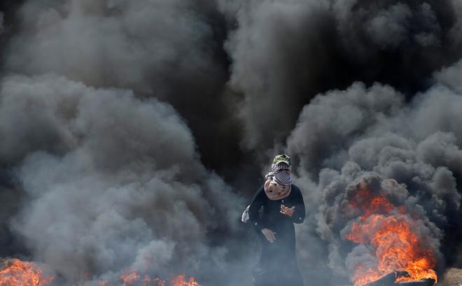 Quân đội Israel bắn chết 1 người Palestine trong cuộc bạo động phản đối ĐSQ Mỹ ở Jerusalem