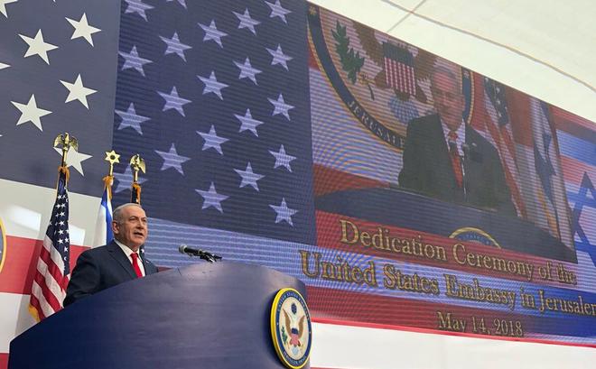 """Thủ tướng Netanyahu: """"Chẳng nước nào tốt với Israel như Mỹ"""""""