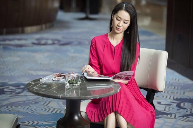 Hoa hậu Dương Thuỳ Linh: Cô gái cởi truồng là chuyện của cô ta, còn việc đàng hoàng là của anh - Ảnh 2.